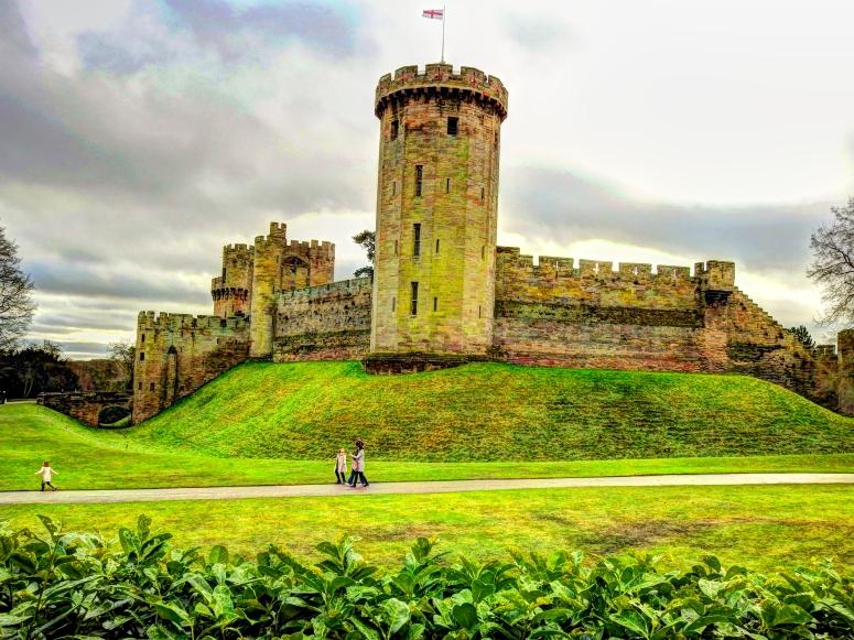 Warwick Castle HDR
