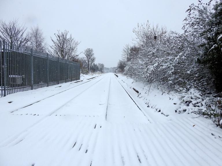 Coundon Railway